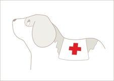 ήρωας σκυλιών Στοκ εικόνα με δικαίωμα ελεύθερης χρήσης