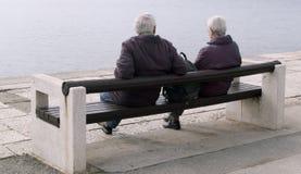 ήσυχα καθμένος Στοκ εικόνα με δικαίωμα ελεύθερης χρήσης