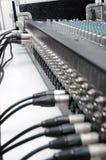ήχος σημάτων αναμικτών συν&delta Στοκ φωτογραφία με δικαίωμα ελεύθερης χρήσης