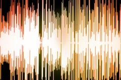 Ήχος στούντιο υγιούς καταγραφής Στοκ εικόνα με δικαίωμα ελεύθερης χρήσης