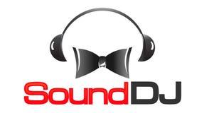 ήχος του DJ Στοκ Εικόνα