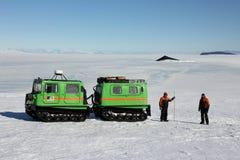 Ήχος McMurdo, Ανταρκτική στοκ φωτογραφία με δικαίωμα ελεύθερης χρήσης