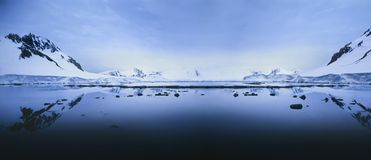 Ήχος McMurdo Στοκ Φωτογραφίες