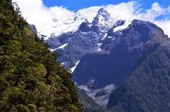 Ήχος Milford - Νέα Ζηλανδία Στοκ εικόνες με δικαίωμα ελεύθερης χρήσης
