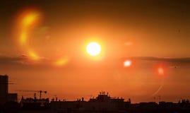 ήλιοι Στοκ φωτογραφία με δικαίωμα ελεύθερης χρήσης