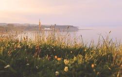 Ήλιος βραδιού Στοκ Εικόνες