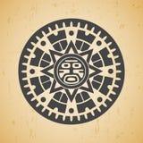 Ήλιος της Maya διανυσματική απεικόνιση