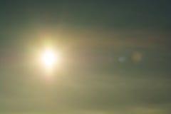 Ήλιος. Στοκ φωτογραφίες με δικαίωμα ελεύθερης χρήσης