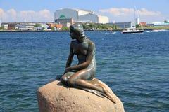 λίγη γοργόνα Στοκ φωτογραφία με δικαίωμα ελεύθερης χρήσης