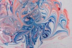 λίγοι στεγάζουν να ενδιαφέρουν ι φάνηκαν μικτοί αναμιγνύοντας τις εικόνες ζωγραφικής χρωμάτων πρέπει να πάρουν τη σκέψη ήταν Στοκ εικόνα με δικαίωμα ελεύθερης χρήσης
