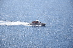 λίγο σκάφος Στοκ φωτογραφίες με δικαίωμα ελεύθερης χρήσης