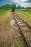 λίγο τραίνο Στοκ φωτογραφία με δικαίωμα ελεύθερης χρήσης