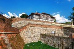 Ίδρυμα μεγάρων για την προστασία των μνημείων στο φρούριο ή Beogradska Tvrdjava Kalemegdan Βελιγράδι Στοκ φωτογραφία με δικαίωμα ελεύθερης χρήσης