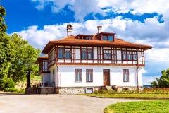 Ίδρυμα μεγάρων για την προστασία των μνημείων στο φρούριο ή Beogradska Tvrdjava Kalemegdan Βελιγράδι Στοκ Εικόνες