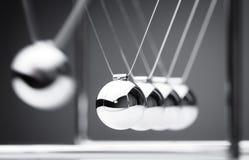 λίκνο Newton s Στοκ φωτογραφία με δικαίωμα ελεύθερης χρήσης