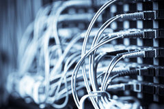 δίκτυο σύνδεσης Στοκ φωτογραφία με δικαίωμα ελεύθερης χρήσης