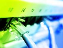 δίκτυο του τοπικού LAN Στοκ Εικόνες