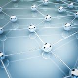 Δίκτυο Στοκ εικόνα με δικαίωμα ελεύθερης χρήσης