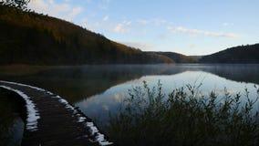 λίμνη ακόμα απόθεμα βίντεο
