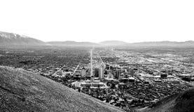 λίμνη αλατισμένο Utah πόλεων Στοκ φωτογραφίες με δικαίωμα ελεύθερης χρήσης
