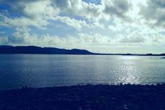 λίμνη ειρηνική Στοκ Εικόνες