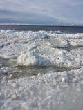 λίμνη Μίτσιγκαν Στοκ εικόνα με δικαίωμα ελεύθερης χρήσης
