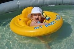 λίμνη μωρών Στοκ εικόνα με δικαίωμα ελεύθερης χρήσης