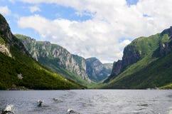 λίμνη ρυακιών δυτική Στοκ φωτογραφία με δικαίωμα ελεύθερης χρήσης
