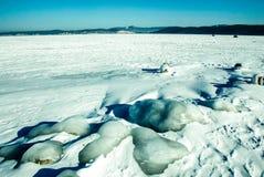 λίμνη Ρωσία Στοκ φωτογραφίες με δικαίωμα ελεύθερης χρήσης