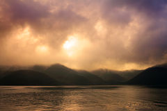 λίμνη της Ιαπωνίας hakone Στοκ εικόνες με δικαίωμα ελεύθερης χρήσης
