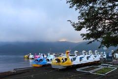 λίμνη της Ιαπωνίας hakone Στοκ Φωτογραφίες