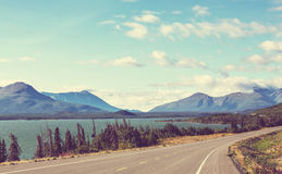 λίμνη του Καναδά στοκ φωτογραφία με δικαίωμα ελεύθερης χρήσης