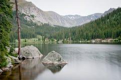 λίμνη του Κολοράντο Στοκ Φωτογραφία