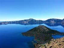 λίμνη Όρεγκον ΗΠΑ 2008 κρατήρων Στοκ φωτογραφία με δικαίωμα ελεύθερης χρήσης