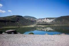 λίμνη Όρεγκον ΗΠΑ 2008 κρατήρων στοκ εικόνα με δικαίωμα ελεύθερης χρήσης