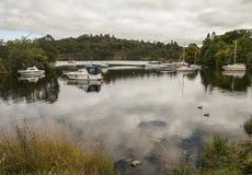 λίμνη lomond Στοκ φωτογραφίες με δικαίωμα ελεύθερης χρήσης