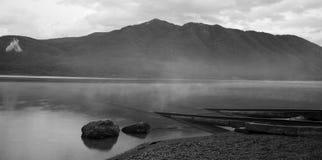 λίμνη mcdonald Στοκ Εικόνα