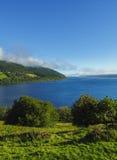 λίμνη ness Σκωτία Στοκ φωτογραφία με δικαίωμα ελεύθερης χρήσης
