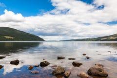 λίμνη ness Στοκ Φωτογραφία