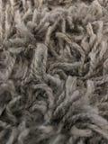 Ίνες κουβερτών ταπήτων Στοκ φωτογραφία με δικαίωμα ελεύθερης χρήσης