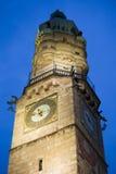Ίνσμπρουκ, πύργος ρολογιών Στοκ Φωτογραφία