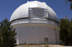 60-ίντσα άσπρο τηλεσκόπιο Στοκ φωτογραφία με δικαίωμα ελεύθερης χρήσης