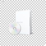 δίσκος Cd Στοκ φωτογραφίες με δικαίωμα ελεύθερης χρήσης