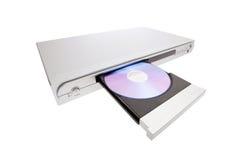 δίσκος dvd που εκτινάσσει & Στοκ Εικόνες