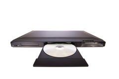 δίσκος dvd που εκτινάσσει & Στοκ Φωτογραφίες