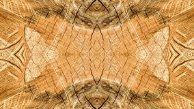 Ίχνη περικοπών σε έναν τυποποιημένο κορμό για τη διακόσμηση στοκ εικόνες με δικαίωμα ελεύθερης χρήσης