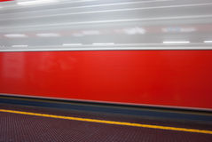 ίχνη υπόγειων τρένων Στοκ Εικόνα