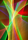 Ίχνη φωτός Στοκ φωτογραφία με δικαίωμα ελεύθερης χρήσης