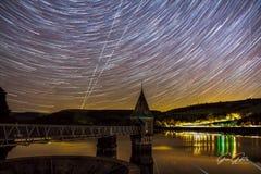Ίχνος αστεριών στοκ εικόνα με δικαίωμα ελεύθερης χρήσης