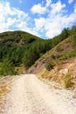 Ίχνος βουνών Στοκ εικόνα με δικαίωμα ελεύθερης χρήσης